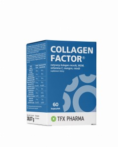 COLLAGEN FACTOR x 60 kapsułek